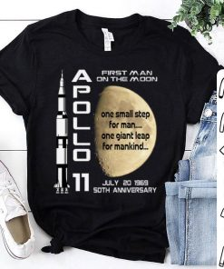 Awesome Apollo 11 50th Anniversary Moon Landing July 20th 1969 Giant Leap shirt 1 1 247x296 - Awesome Apollo 11 50th Anniversary Moon Landing July 20th 1969 Giant Leap shirt