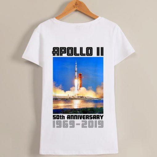 Awesome Apollo 11 50th Anniversary Saturn V Liftoff shirt 1 1 510x510 - Awesome Apollo 11 50th Anniversary Saturn V Liftoff shirt