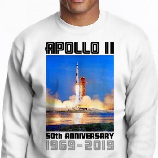 Awesome Apollo 11 50th Anniversary Saturn V Liftoff shirt 2 1 510x510 - Awesome Apollo 11 50th Anniversary Saturn V Liftoff shirt