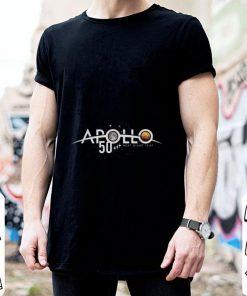 Awesome Apollo XI 50th Anniversary NASA Apollo 11 W shirt 2 1 247x296 - Awesome Apollo XI 50th Anniversary NASA Apollo 11 W shirt