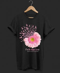 Awesome Cancer Awareness Pink Flower Faith Hope Love Breast shirt 1 1 247x296 - Awesome Cancer Awareness Pink Flower Faith Hope Love Breast shirt