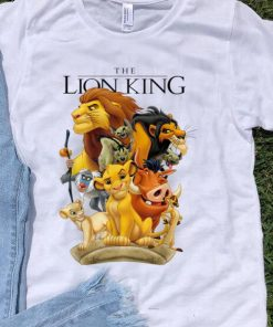 Awesome Disney Lion King Pride Land Characters Graphic shirt 1 1 247x296 - Awesome Disney Lion King Pride Land Characters Graphic shirt