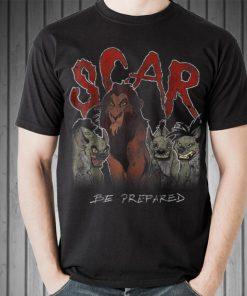 Awesome Disney The Lion King Scar Hyenas Be Prepared shirt 2 1 247x296 - Awesome Disney The Lion King Scar & Hyenas Be Prepared shirt