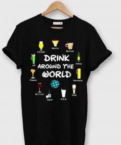 Awesome Drink Around The World Beer shirt 1 1 247x296 - Awesome Drink Around The World, Beer shirt