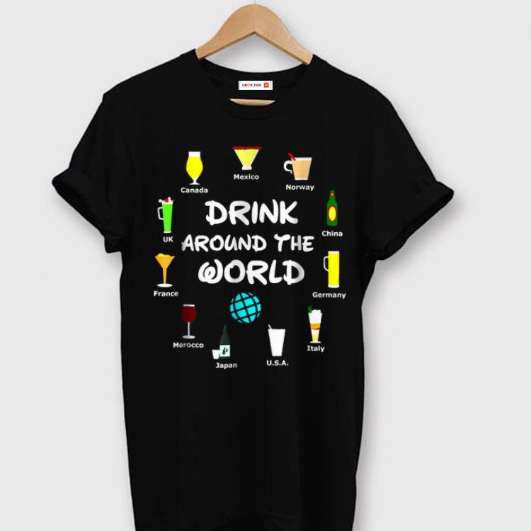 Awesome Drink Around The World, Beer shirt