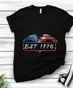 Awesome EST 1776 Patriot 4th Of July American Bald Eagle Independence Day shirt 1 1 247x296 - Awesome EST 1776 Patriot 4th Of July American Bald Eagle Independence Day shirt