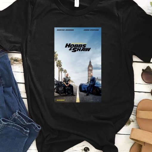 Awesome Fast Furious Hobbs Shaw Dwayne Jonshon And Jason Statham shirt 1 1 510x510 - Awesome Fast & Furious Hobbs & Shaw Dwayne Jonshon And Jason Statham shirt