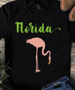 Awesome Florida Pretty Pink Flamingo Beach Vacation shirt 1 1 247x296 - Awesome Florida Pretty Pink Flamingo Beach Vacation. shirt