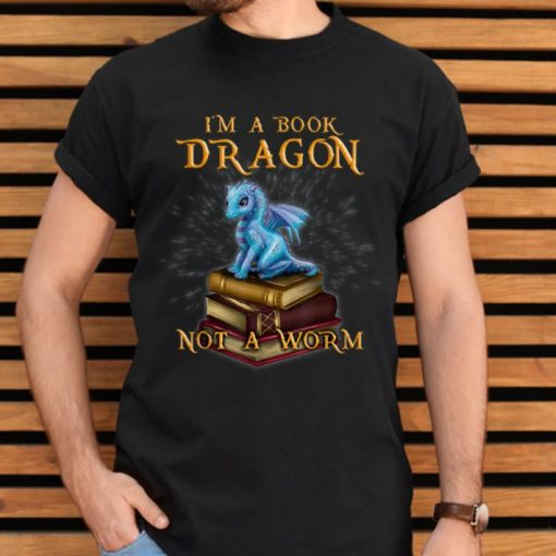Awesome I M A Book Dragon Bookworm Gifts Bookish Reader shirt 2 1 510x510 - Awesome I'M A Book Dragon - Bookworm Gifts - Bookish Reader shirt