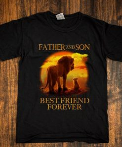Awesome Mufasa and Simba Father and son best friend forever shirt 1 1 247x296 - Awesome Mufasa and Simba Father and son best friend forever shirt