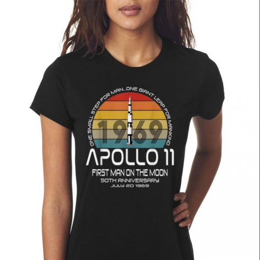 Awesome One Small Step For man On Giant Leap For Mankind Apollo 11 First Man On The Moon Vintage shirt 3 1 510x510 - Awesome One Small Step For man On Giant Leap For Mankind Apollo 11 First Man On The Moon Vintage shirt