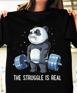 Awesome Panda Gyming The Struggle Is Real Bear Deadlift shirt 1 1 247x296 - Awesome Panda Gyming The Struggle Is Real Bear Deadlift shirt