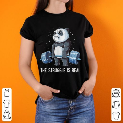 Awesome Panda Gyming The Struggle Is Real Bear Deadlift shirt 3 1 510x510 - Awesome Panda Gyming The Struggle Is Real Bear Deadlift shirt