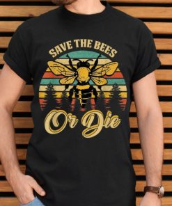 Awesome Save The Bees Or Die Beekeeper shirt 2 1 247x296 - Awesome Save The Bees Or Die Beekeeper shirt