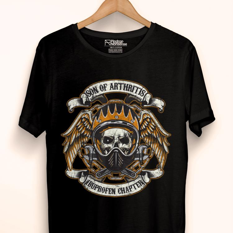 Awesome Son Of Arthritis Ibuprofen Chapter Vintage shirt