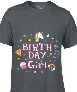 Awesome The Birth Day Girl Unicorn shirt 1 1 247x296 - Awesome The Birth Day Girl Unicorn shirt