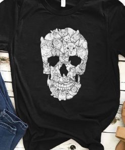 Cat Skull Sketchy Cat Lover shirt 1 1 247x296 - Cat Skull Sketchy Cat Lover shirt