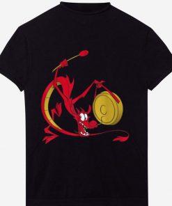 Disney Mulan Mushu And Gong Red Thin Dragon shirt 1 1 247x296 - Disney Mulan Mushu And Gong Red Thin Dragon shirt