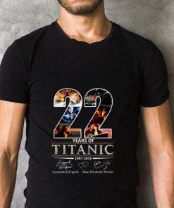 Funny 22 Years of Titanic Leonardo Dicaprio Kate Elizabeth Winslet shirt 2 1 247x296 - Funny 22 Years of Titanic Leonardo Dicaprio Kate Elizabeth Winslet shirt