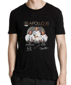 Funny Apollo XI 50th Anniversary signatures shirt 2 1 247x296 - Funny Apollo XI 50th Anniversary signatures shirt