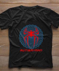 Funny Autism man Spider Man shirt 1 1 247x296 - Funny Autism-man Spider Man shirt