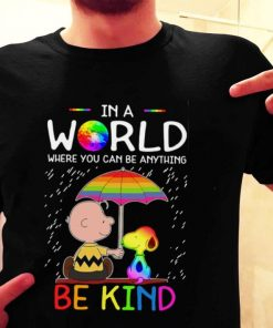 Funny Charlie Brown Snoopy In a world where you can be anything be kind LGBT shirt 2 1 247x296 - Funny Charlie Brown Snoopy In a world where you can be anything be kind LGBT shirt