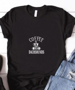 Funny Coffee and dachshunds shirt 1 1 247x296 - Funny Coffee and dachshunds shirt