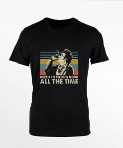 Funny Cosmo Kramer Here s to feeling good all the time Vintage shirt 1 1 247x296 - Funny Cosmo Kramer Here's to feeling good all the time Vintage shirt