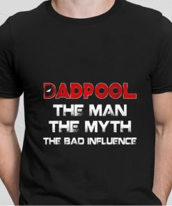 Funny Deadpool Dadpool the man the myth the bad influence shirt 2 1 247x296 - Funny Deadpool Dadpool the man the myth the bad influence shirt