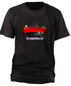 Funny Elton John playing red piano Rocketman signature shirt 1 1 247x296 - Funny Elton John playing red piano Rocketman signature shirt