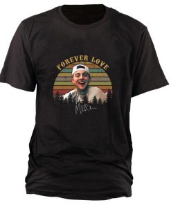 Funny Forever Love signature Mac Miller shirt 1 1 247x296 - Funny Forever Love signature Mac Miller shirt