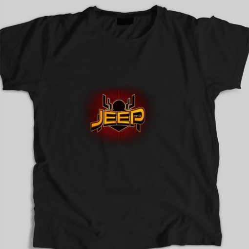 Funny Jeep Spider Man Far From Home shirt 1 1 510x510 - Funny Jeep Spider Man Far From Home shirt