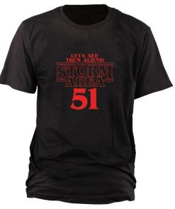 Funny Let s see them Aliens Storm Area 51 Stranger Things shirt 1 1 247x296 - Funny Let's see them Aliens Storm Area 51 Stranger Things shirt