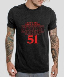 Funny Let s see them Aliens Storm Area 51 Stranger Things shirt 2 1 247x296 - Funny Let's see them Aliens Storm Area 51 Stranger Things shirt