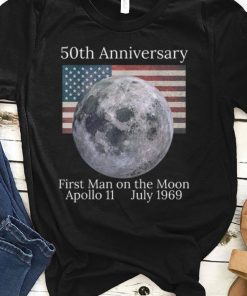 Hot 50th Anniversary Moon Landing Apollo 11 July 21 1969 shirt 1 1 247x296 - Hot 50th Anniversary Moon Landing Apollo 11 July 21 1969 shirt