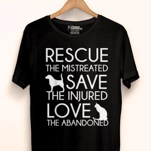 Hot Animal Rescue shirt 1 1 510x510 - Hot Animal Rescue shirt