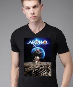 Hot Apollo 11 50th Anniversary Poster Design Nasa Space shirt 2 1 247x296 - Hot Apollo 11 50th Anniversary Poster Design Nasa Space shirt