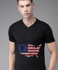 Hot Betsy Ross Flag Apparel USA Shape Revolutionary War shirt 2 1 247x296 - Hot Betsy Ross Flag Apparel USA Shape Revolutionary War shirt