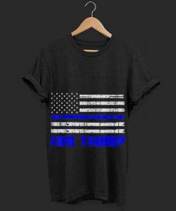 Hot Blue Line USA Flag For Trump shirt 1 1 247x296 - Hot Blue Line USA Flag For Trump shirt