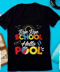 Hot Bye Bye School Hello Pool Summer Student Teacher shirt 1 1 247x296 - Hot Bye Bye School Hello Pool Summer Student Teacher shirt