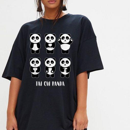 Hot Cute Panda Tai Chi Panda Martial Art shirt 3 1 510x510 - Hot Cute Panda Tai Chi Panda Martial Art shirt