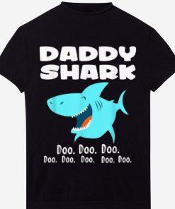 Hot Daddy Shark Doo Doo Blue Shark shirt 1 1 247x296 - Hot Daddy Shark Doo Doo Blue Shark shirt