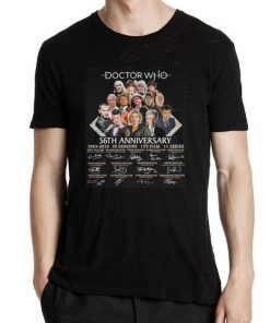 Hot Doctor Who 56th anniversary 1963 2019 signatures shirt 2 1 247x296 - Hot Doctor Who 56th anniversary 1963-2019 signatures shirt