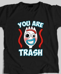 Hot Forky You are trash Toy story 4 shirt 1 1 247x296 - Hot Forky You are trash Toy story 4 shirt