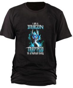 Hot I am a dragon trapped in a human body shirt 1 1 247x296 - Hot I am a dragon trapped in a human body shirt