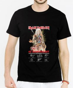 Hot Iron Maiden 45th anniversary 1975 2020 signatures shirt 2 1 247x296 - Hot Iron Maiden 45th anniversary 1975-2020 signatures shirt