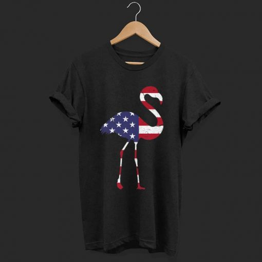 Hot Patriotic Flamingo I 4th Of July American Flag shirt 1 1 510x510 - Hot Patriotic Flamingo I 4th Of July American Flag shirt
