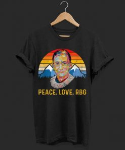 Hot Peace Love RBG Ruth Bader Ginsburg shirt 1 1 247x296 - Hot Peace Love RBG Ruth Bader Ginsburg shirt