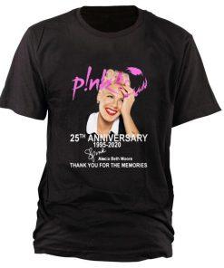 Hot Pink 25th Anniversary 1995 2020 signature Alecia Beth Moore shirt 1 1 247x296 - Hot Pink 25th Anniversary 1995-2020 signature Alecia Beth Moore shirt