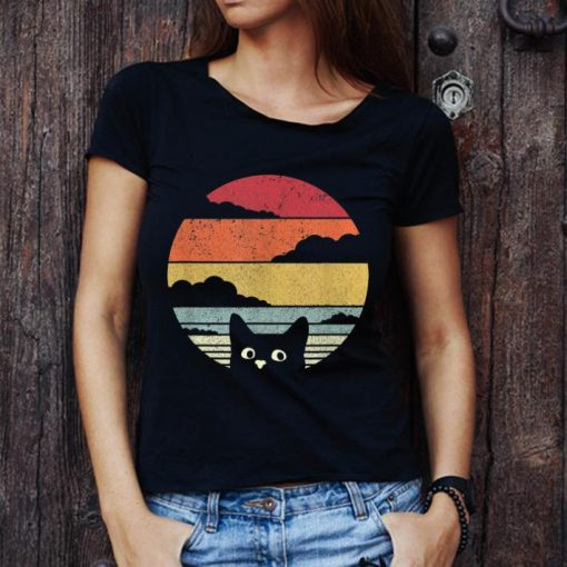 Hot Retro Vintage Sunset Cat My Cat Looking On You shirt 3 1 510x510 - Hot Retro Vintage Sunset Cat My Cat Looking On You shirt